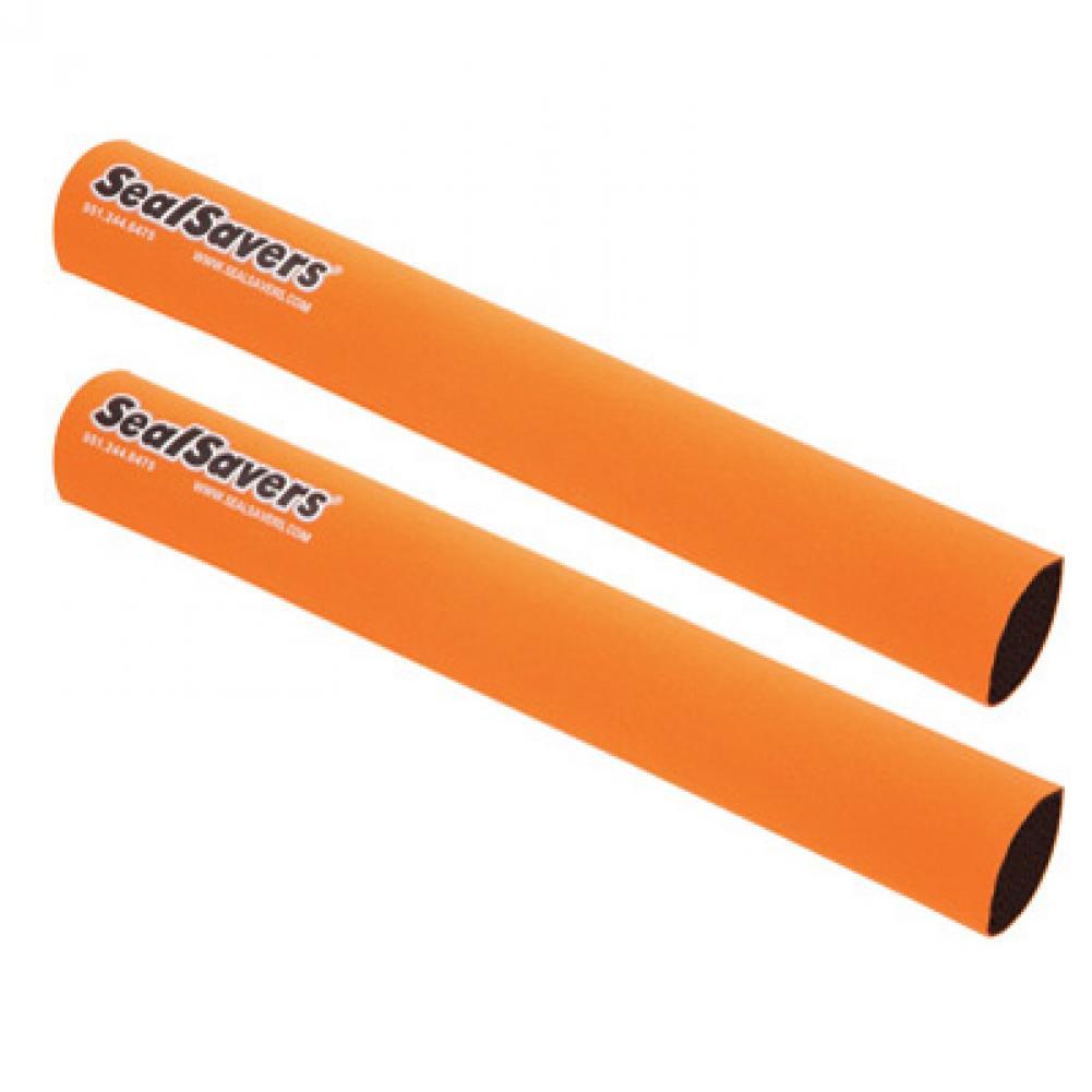 Short Orange for KTM 525 EXC 4-Stroke 2003-2007 Seal Savers Fork Covers 44-50mm Fork Tube