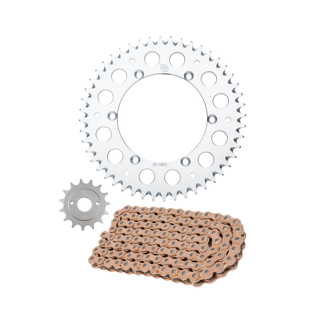 Primary Drive Steel Kit /& O-Ring Chain KTM 350 SX-F 2011-2019 Fits